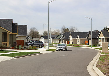 Residential Subdivision Engineering Project, Oregon